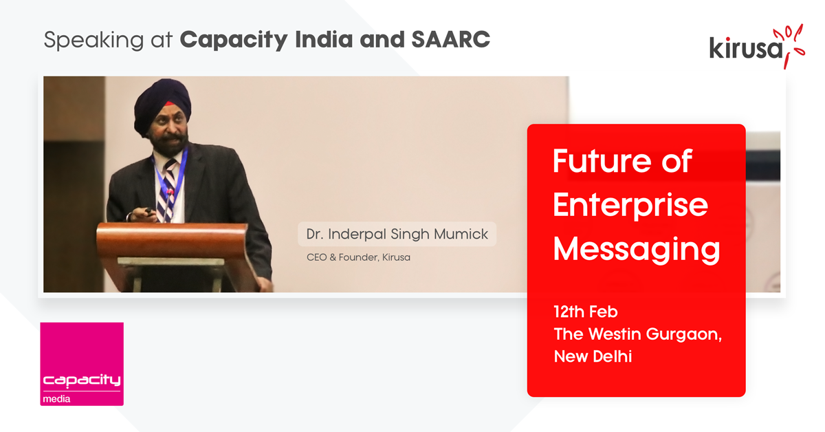 Capacity India and SAARC 2019