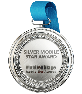 Silver Mobile Star Award